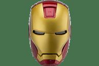 IHOME VI-B72IM Iron Man Helm Bluetooth Lautsprecher, mehrfarbig