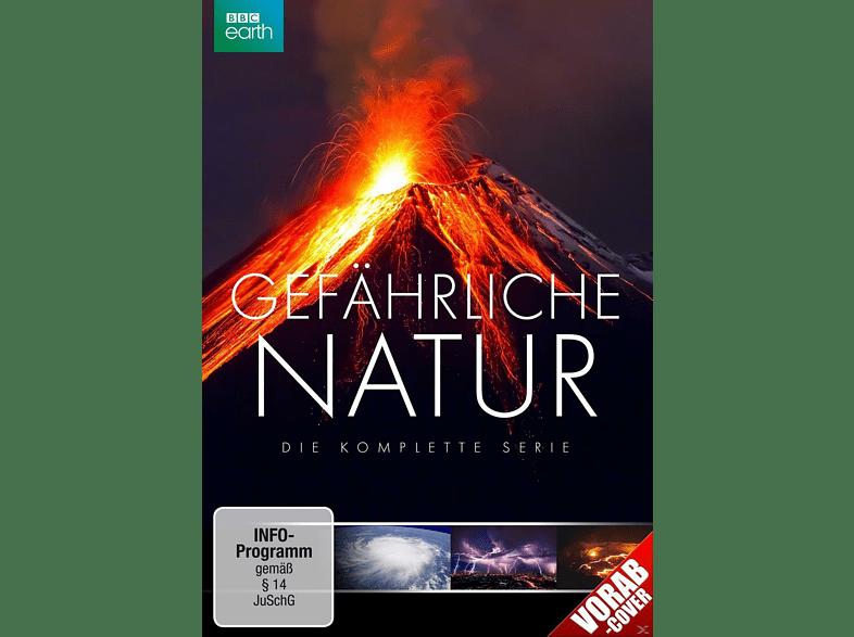 Gefährliche Natur - Die komplette Serie [DVD]