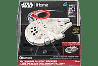 IHOME Li-B17 Star Wars Millenium Falcon Bluetooth Lautsprecher, mehrfarbig