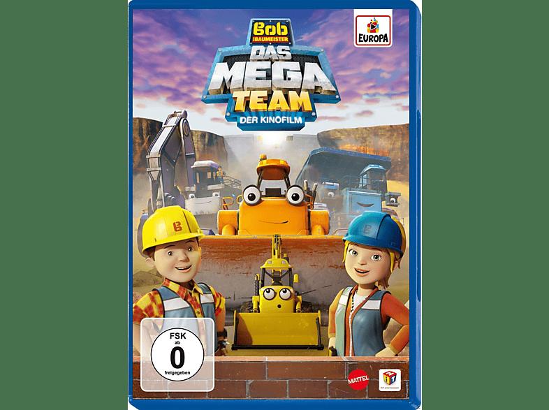 Bob der Baumeister - Das MEGA Team - Der Kinofilm [DVD]
