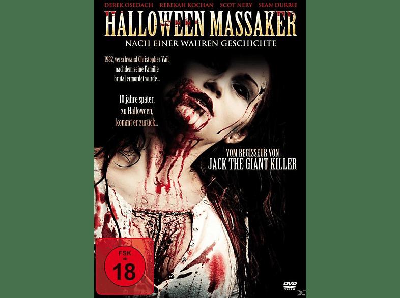Halloween Massaker [DVD]