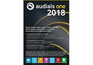PC - Audials One 2018 /D