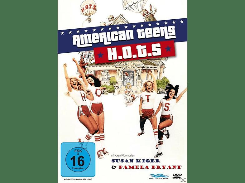 American Teens - H.O.T.S. [DVD]