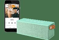 FRESH N REBEL Rockbox Brick Fabriq Edition Bluetooth Lautsprecher, Mintgrün