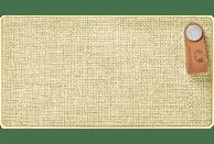 FRESH N REBEL Rockbox Slice Fabriq Edition Bluetooth Lautsprecher, Gelb