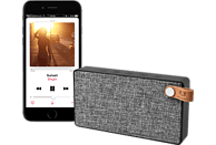FRESH N REBEL Rockbox Slice Fabriq Edition Bluetooth Lautsprecher, Grau