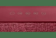 FRESH N REBEL Rockbox Brick Fabriq Edition Bluetooth Lautsprecher, Rot