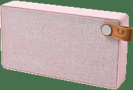 FRESH N REBEL Rockbox Slice Fabriq Edition Bluetooth Lautsprecher, Rosé
