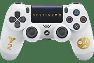 SONY Destiny 2 - PS4 Wireless DUALSHOCK®4 Controller} Weiß/Gold