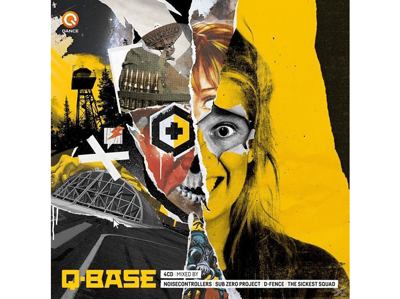VARIOUS - Q-Base 2017 [CD]
