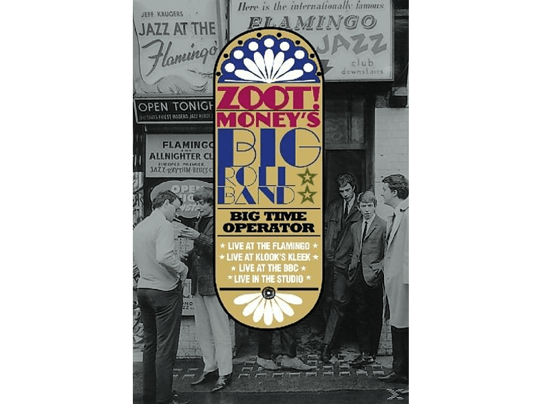 Zoot Money's Big Roll - 1966 And All That/Big Tim [CD]