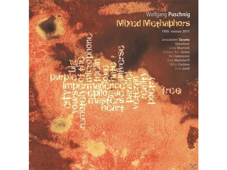Wolfgang Puschnig - Mixed Metaphors (Remastered) [Vinyl]