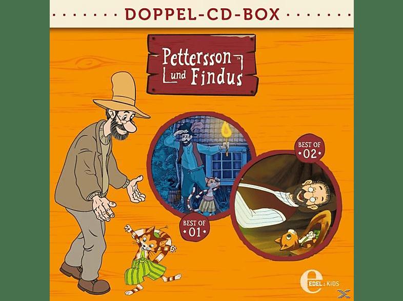 Pettersson Und Findus, Uwe Kosobel - (1)Doppel-Box - (CD)