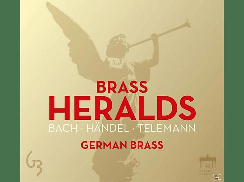 German Brass - Brass Heralds [CD]