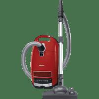 MIELE Complete C3 Red EcoLine (mit Beutel, AirClean Plus Filter, Motorschutzfilter, Mangorot)