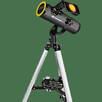 BRESSER 4676359 18x - 175x, 76 mm, Spiegelteleskop