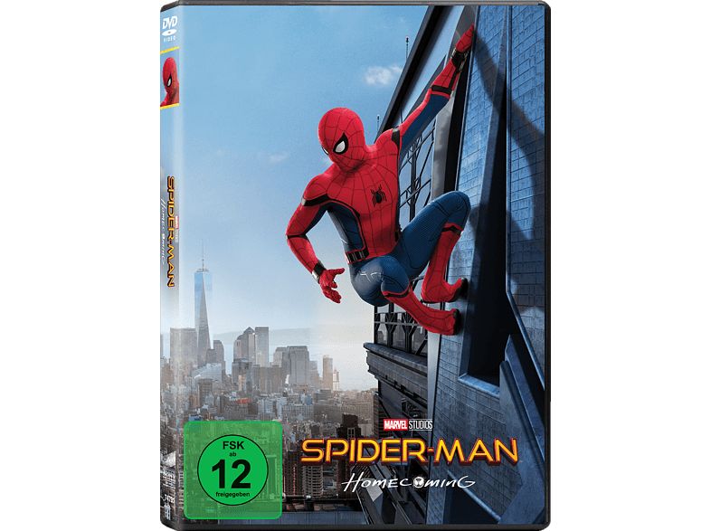 Spider-Man Homecoming [DVD]