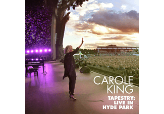 Carole King - Tapestry: Live in Hyde Park  - (CD)