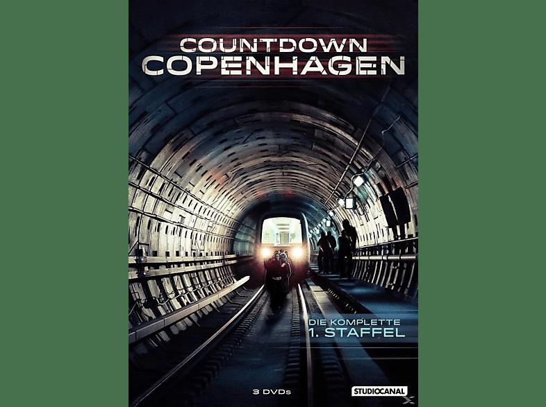 Countdown Copenhagen - Die komplette 1. Staffel [DVD]