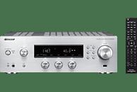 PIONEER SX-N30AE Stereo-Receiver (2 Kanäle, Silber)
