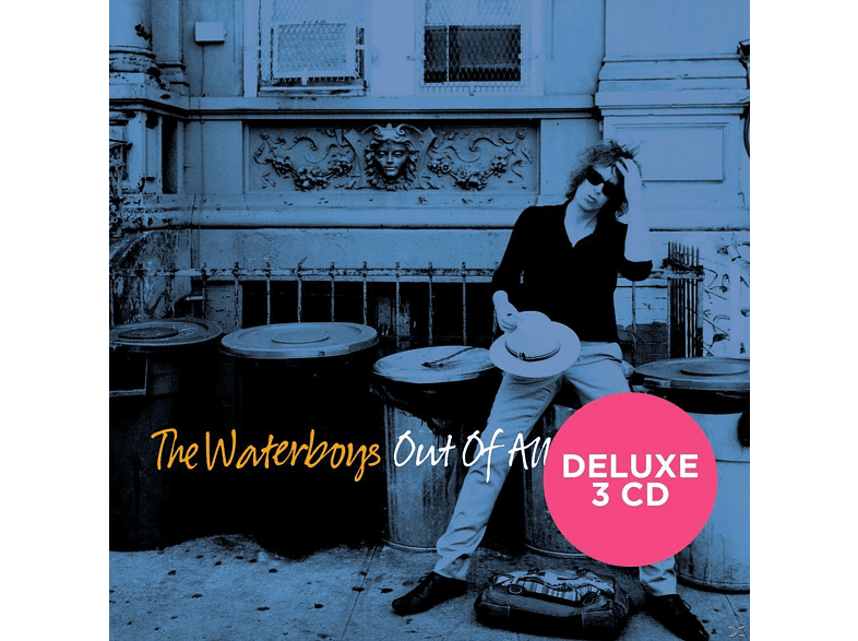 The Waterboys - Out of All This Blue (Deluxe Edition) [CD]
