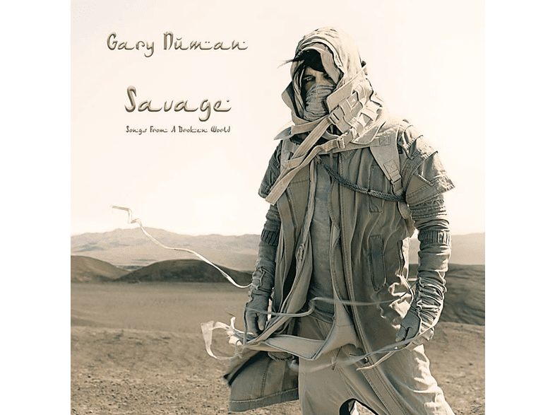 Gary Numan - Savage (Songs from a Broken World) (Deluxe) [CD]