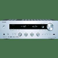 ONKYO TX-8250 Stereo-Receiver (2 Kanäle, Silber)