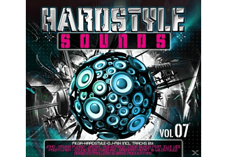 VARIOUS - Hardstyle Sounds Vol.7  - (CD)