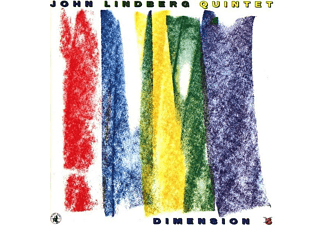 John Lindberg Quintet - DIMENSION 5 - (CD)
