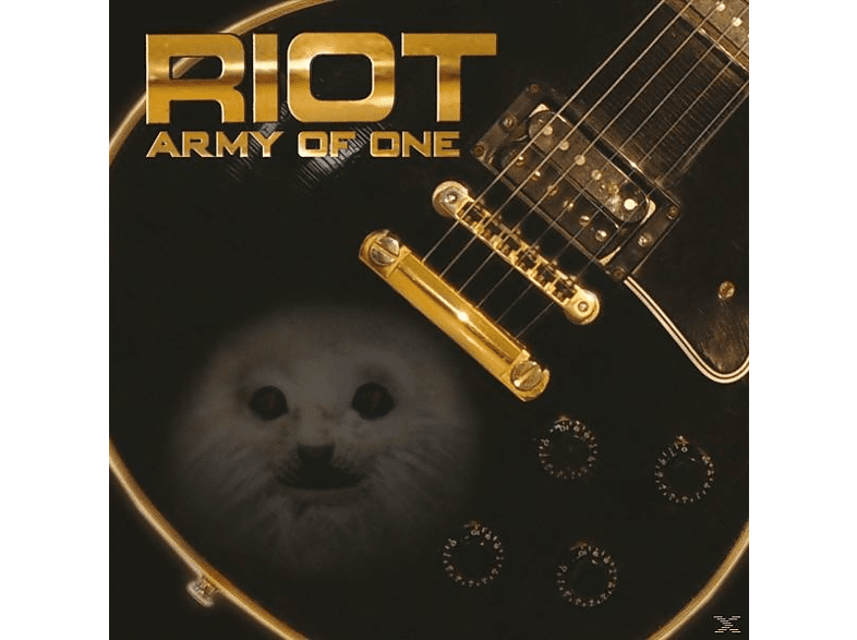 Riot - Army Of One [Vinyl]