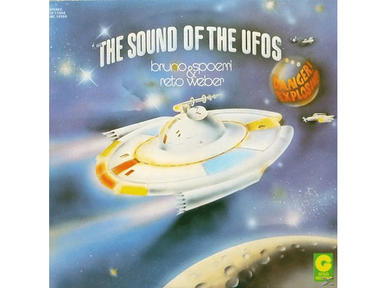 Reto Weber, Bruno Spoerri - The Sound Of The UFOs [Vinyl]