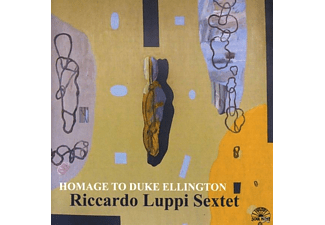 Riccardo-sextet- Luppi - Homage To Duke Ellington - (CD)