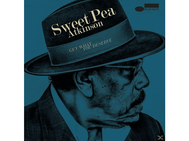 Sweet Pea Atkinson - Get What You Deserve [CD]