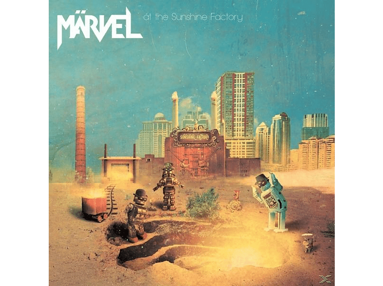 Marvel - At The Sunshine Factory [Vinyl]