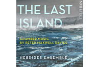Hebrides Ensemble - The Last Island [CD]