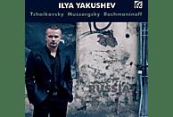 Ilya Yakushev - Klavierwerke [CD]