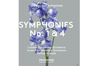 Israel Philharmonic Orchestra, London Symphony Orchestra - Sinfonien 1+4 [SACD Hybrid]