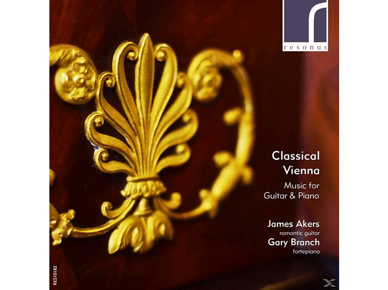 James Akers, Gary Branch - Classical Vienna [CD]
