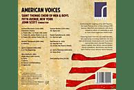 John Scott, Saint Thomas Choir - American Voices [CD]