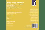 Graffin, Hart, Servenikas, Sno - Dances,Elegies & Epitaphs [CD]