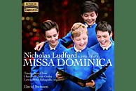 Lewis  Brito-Babapulle, Trinity Boys Choir, Handbell Choir Gotha - Missa Dominica [CD]