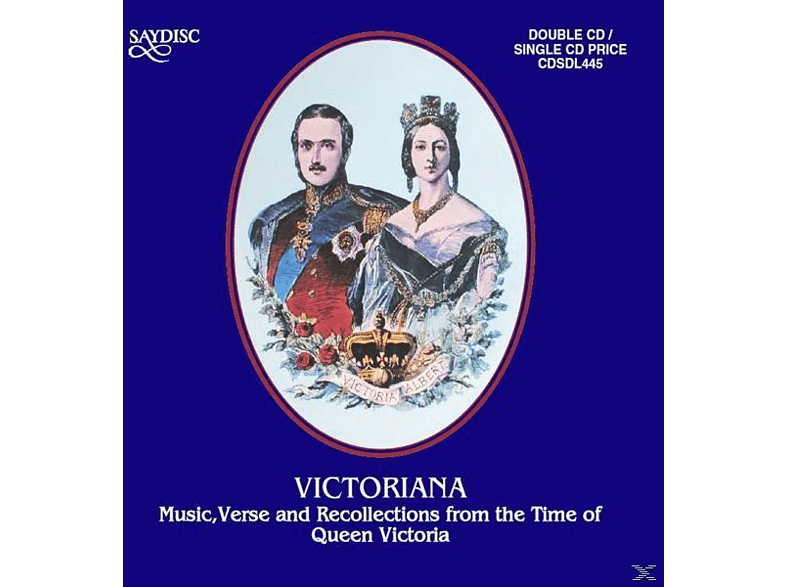 VARIOUS - Victoriana [CD]