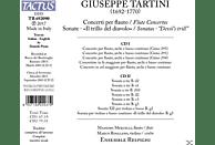 Massimo Mercelli - Flötenkonzerte [CD]