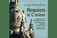Akiho Tsujii, Martin Lattke, Paul Kroeger, Kammerchor Der Dresdener Frauenkirche, Philharmonisches Orchester Altenburg-Gera - Requiem c-moll [CD]