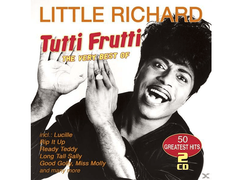 Little Richard - Tutti Frutti-The Very Best O [CD]