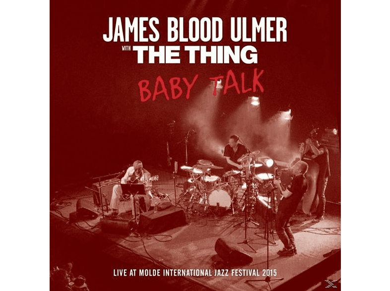 James Blood -& The Thing- Ulmer - Baby Talk [Vinyl]