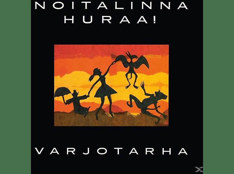 Noitalinna Huraa - Varjotarha (Yellow Vinyl) [Vinyl]