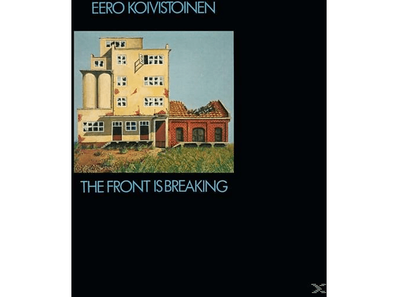 Eero Koivistoinen - The Front Is Breaking (Blue Vinyl) [Vinyl]