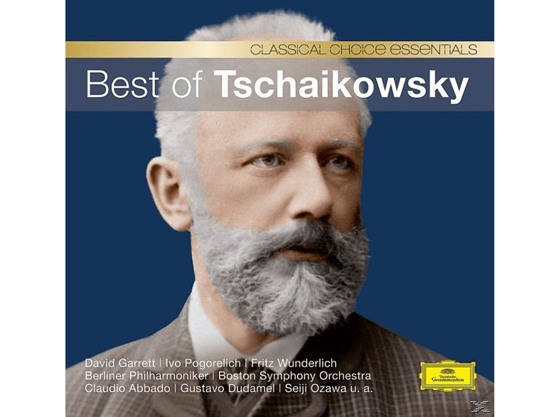 Garrett, Abbado, Fritz Wunderlich - Best Of Tschaikowsky (Classical Choice) [CD]
