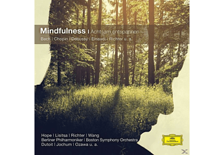 VARIOUS - Mindfulness-Achtsam Entspannen (CC)  - (CD)